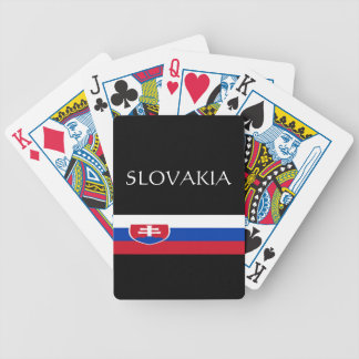Slovakia Bicycle Playing Cards