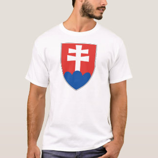 Slovakia Coat Of Arms T-Shirt