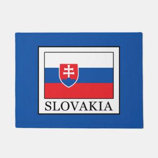 Slovakia Doormat