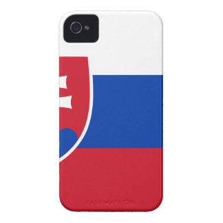 Slovakia Flag Case-Mate iPhone 4 Case