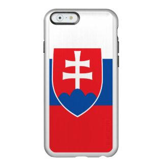 Slovakia Flag Incipio Feather® Shine iPhone 6 Case