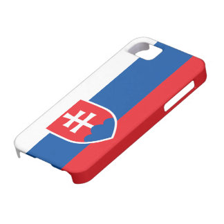 Slovakia Flag iPhone 5 Cases