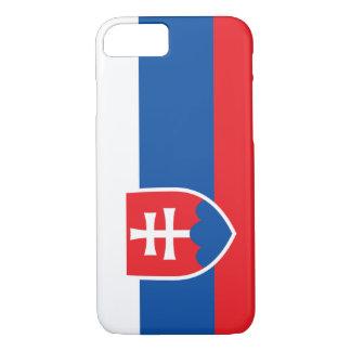 Slovakia Flag iPhone 7 Case