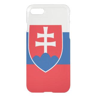 Slovakia Flag iPhone 8/7 Case