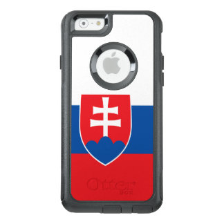 Slovakia Flag OtterBox iPhone 6/6s Case