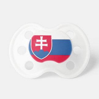 Slovakia Flag Pacifier