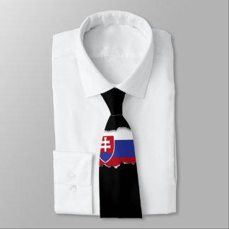 Slovakia Flag Tie