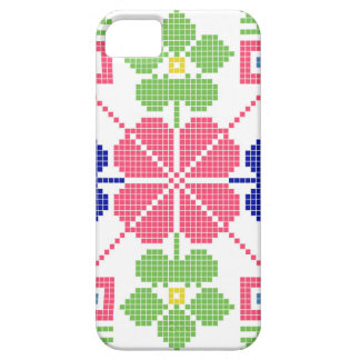 slovakia folk motif symbol traditional ethnic geom case for the iPhone 5