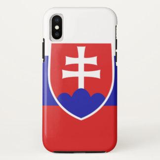 Slovakia iPhone X Case