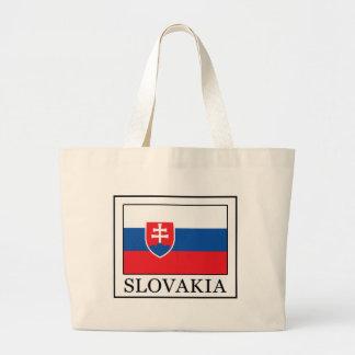 Slovakia Large Tote Bag