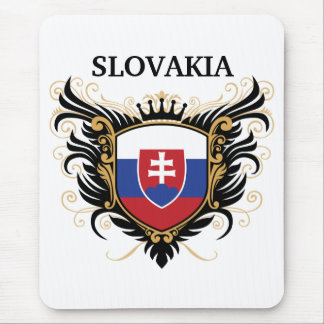 Slovakia [personalize] mouse pad