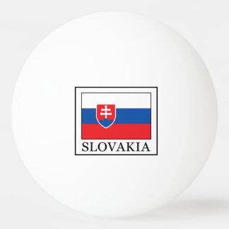 Slovakia Ping Pong Ball