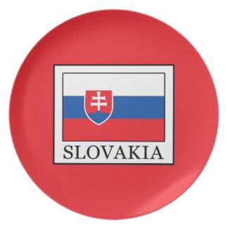 Slovakia Plate