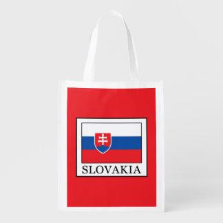 Slovakia Reusable Grocery Bag