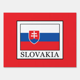 Slovakia Sign