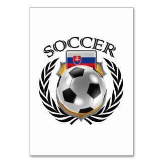 Slovakia Soccer 2016 Fan Gear Card