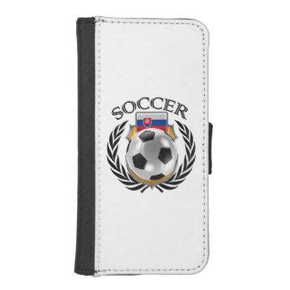 Slovakia Soccer 2016 Fan Gear Phone Wallets