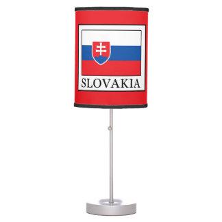 Slovakia Table Lamp
