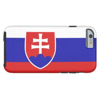 Slovakia Tough iPhone 6 Case