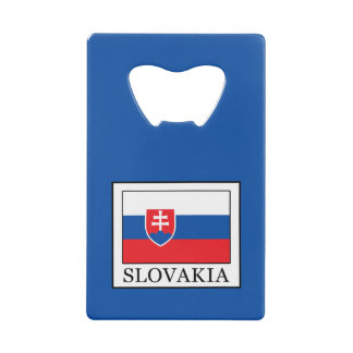 Slovakia Wallet Bottle Opener