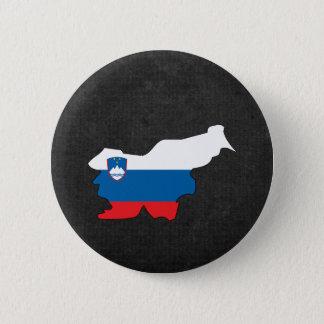 Slovene Trip Souvenir 2 Inch Round Button