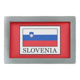 Slovenia Belt Buckle