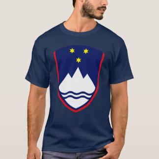 Slovenia Coat of Arms T-shirt