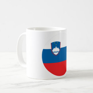 Slovenia Flag Coffee Mug