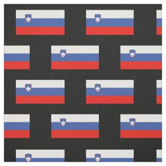 Slovenia Flag Fabric