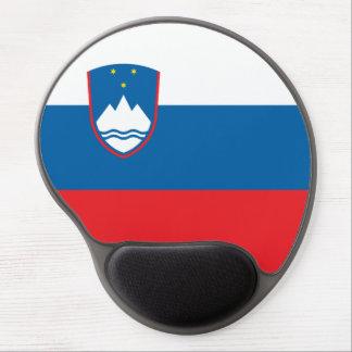 Slovenia Flag Gel Mouse Pad