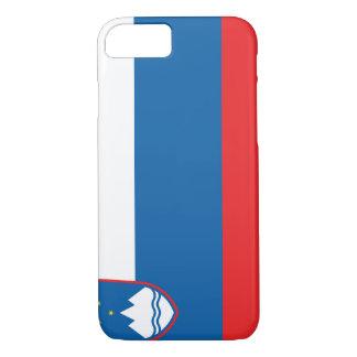 Slovenia Flag iPhone 8/7 Case