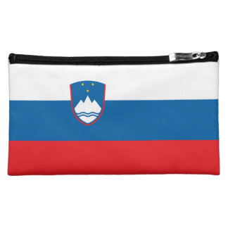 Slovenia Flag Makeup Bag