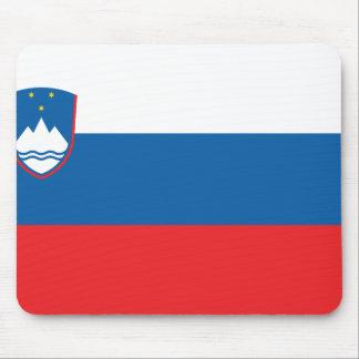 Slovenia Flag Mouse Pad