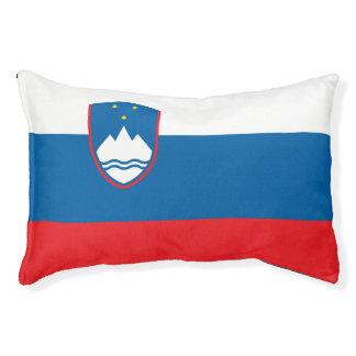 Slovenia Flag Pet Bed