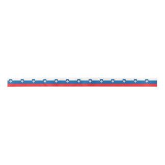Slovenia Flag Satin Ribbon