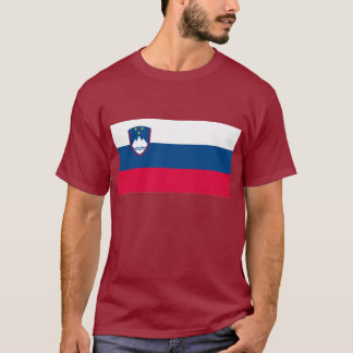 Slovenia Flag T-shirt