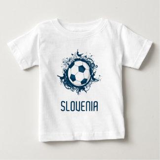 Slovenia Football Baby T-Shirt