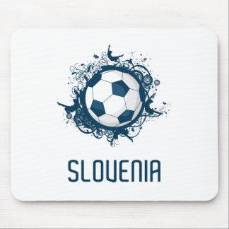 Slovenia Football Mouse Pad