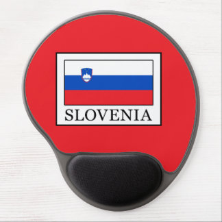 Slovenia Gel Mouse Pad