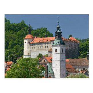 SLOVENIA, GORENJSKA, Skofja Loka: Church of St. Postcard