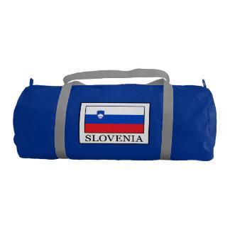 Slovenia Gym Bag