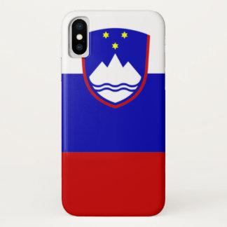 Slovenia iPhone X Case