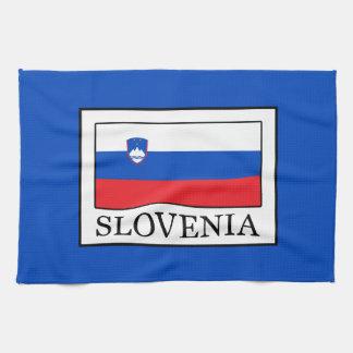 Slovenia Kitchen Towel