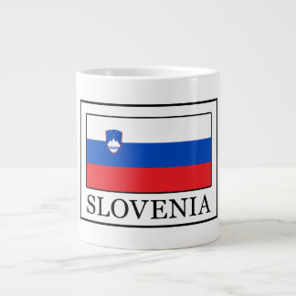 Slovenia Large Coffee Mug