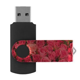 SLOVENIA, Ljubljana: Ljubljana Public Market / Swivel USB 2.0 Flash Drive