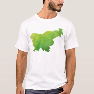 Slovenia Map T-Shirt