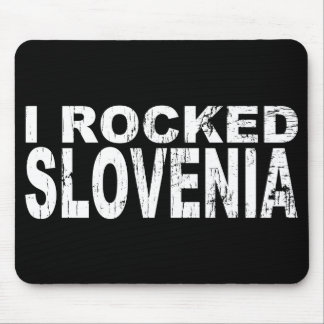 Slovenia Mousepad