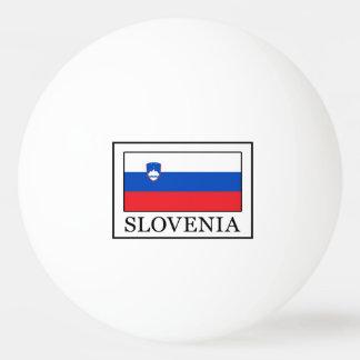 Slovenia Ping Pong Ball