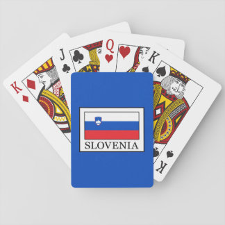 Slovenia Playing Cards