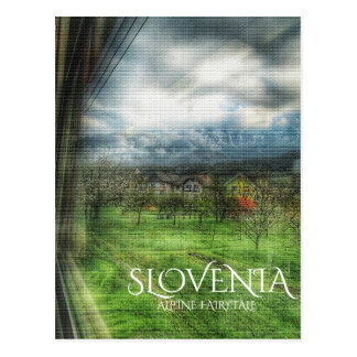 Slovenia Postcard